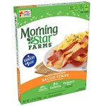 Product image for MorningStar Farms, Veggie Breakfast, Veggie Bacon Strips