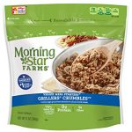 Product image for MorningStar Farms, Veggie Meal Starters, Grillers Crumblers