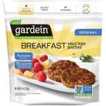 Product image for Gardein Original Breakfast Sausage Patties