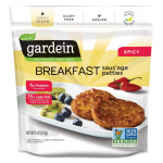 Product image for Gardein Spicy Breakfast Sausage Patties