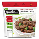 Product image for Gardein Szechuan Beefless Strips