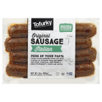 Product image for Tofurky Plant-Based Original Sausage Italian