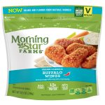 Product image for MorningStar Farms Buffalo Wings