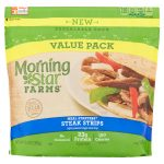 Product image for MorningStar Farms Veggie Meal Starters Steak Strips