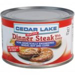 Product image for Cedar Lake Meatless Dinner Steak