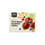 Product image for 365 Whole Foods Market Plant-Based Breakfast Patties