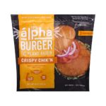 Product image for Alpha Plant-Based Chik'n Burger