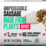 Product image for Impossible Sausage, Spicy