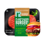 Product image for Raised & Rooted Plant Based Burger